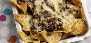 nachos oppskrift